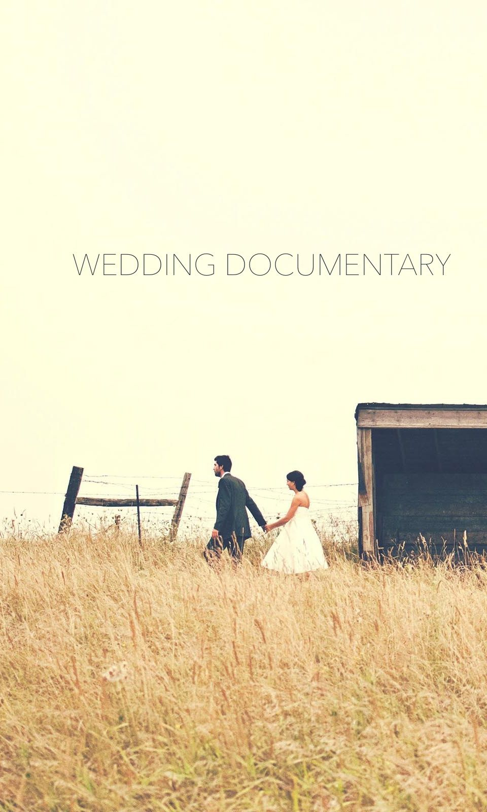 3 Qualities of Documentary Wedding Video